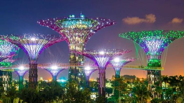 10 Tempat Wisata Gratis di Singapura untuk Liburan Tahun Baru