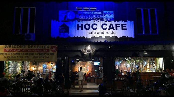 Ngopi Santai di HOC Cafe & Resto, Tawarkan Banyak Pilihan Jenis Kopi dan Live Music