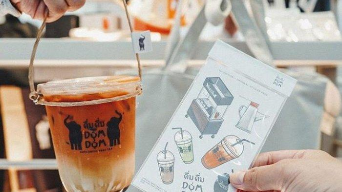 Termasuk Dum Dum Authentic Thai Tea, Berikut Rekomendasi 6 Minuman Kekinian di Mall Botania 2