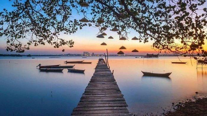 Panduan Wisata ke Kampung Terih Batam, Miliki Dermaga Ikonik dan Rumah Pohon