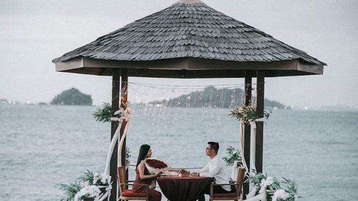 Bisa Lihat Pemandangan Gedung Tinggi Singapura, Inilah 4 Resort Terindah di Sekupang Batam