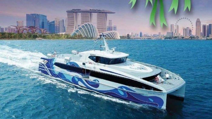 Menjelang Liburan Imlek, Ini Harga Tiket dan Jadwal Kapal Majestic Batam - Singapura