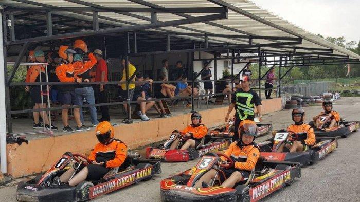Uji Keberanian Main Go-Kart di Marina Circuit, Tak Perlu Takut Jika Tak Bisa Nyetir