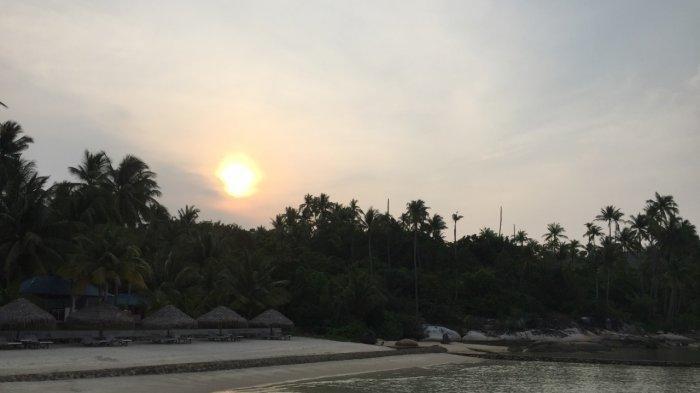 Pulau Piugus, Palmatak, Anambas