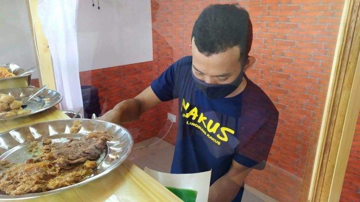 Tawarkan Wisata Kuliner Murah di Batam, Warung Nakus Hidangkan Menu Andalan Ayam Goreng