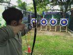 Uji Kemampuan Menembak hingga Memanah di Belalang Adventure, Golden City Batam