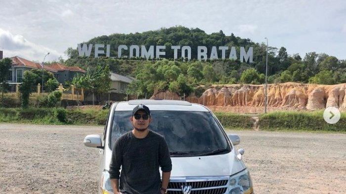 Monumen Welcome To Batam