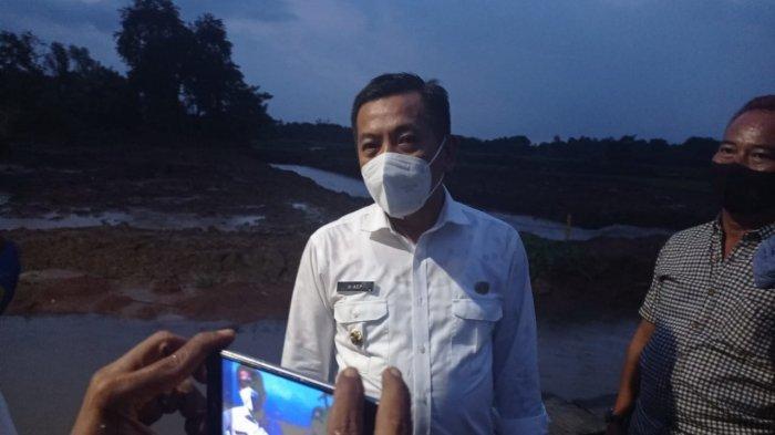 Wakil Bupati Karawang,Aep Syaepuloh