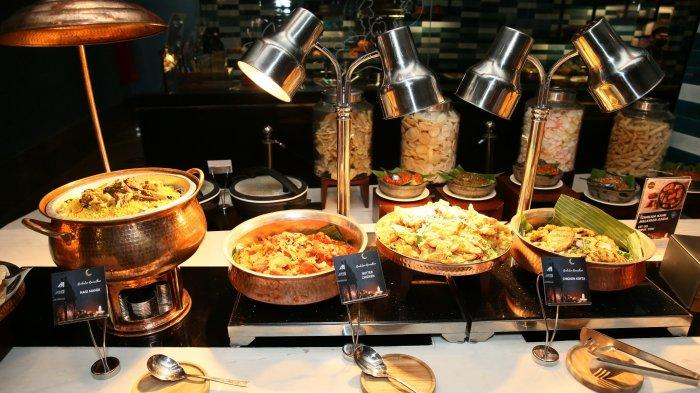 Beragam menu Timur Tengah di Sadrasa Restaurant Pullman Bandung Grand Central