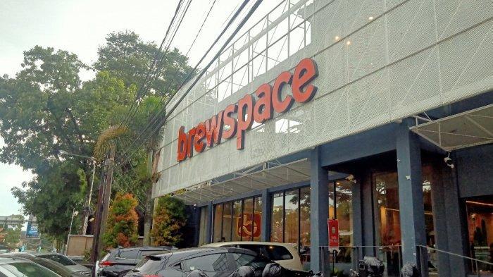 Brewspace Jalan Prabu Dimuntur 22 Bandung