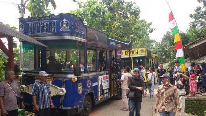 Bus Gatrik Kabupaten Ciamis