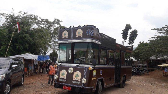 Wisatawan Bakal Diajak Tur Seharian di Jalur Tojjawa Sumedang dengan Bus Wisata Tampomas