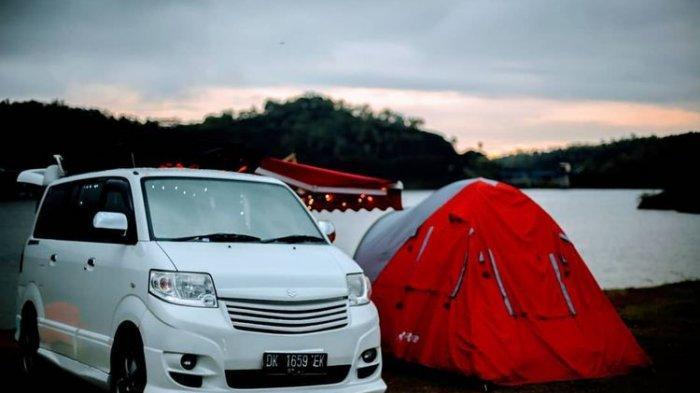 wisata dengan camper van
