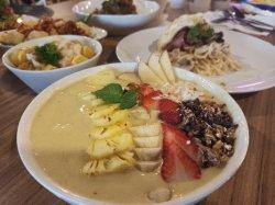 Smoothies di Checo Eat & Grill Gandasari