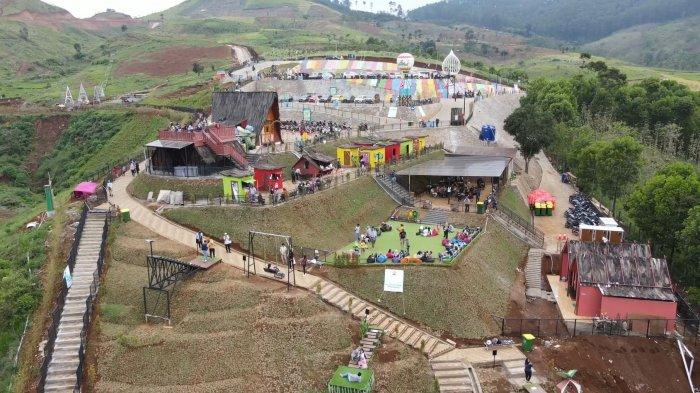 Cicalengka Dreamland, Tanjungwangi, Kecamatan Cicalengka, Kabupaten Bandung