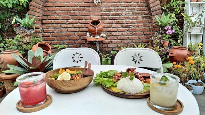 Nongkrong di Colada Cafe, Kafe Unik di Bandung Berkonsep Vintage Meksiko