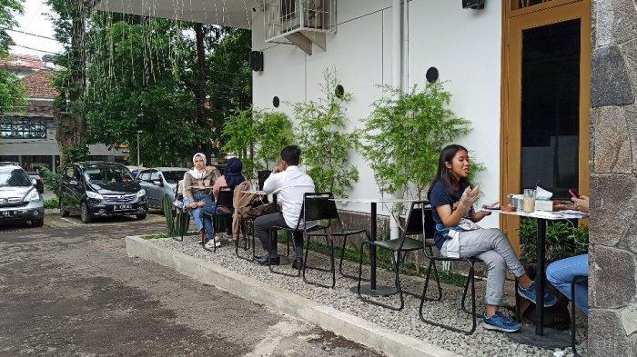 Suasana De.u Coffee