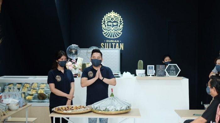 Pembukaan outlet Durian Sultan Jalan Raya Kopo No 362A Bandung