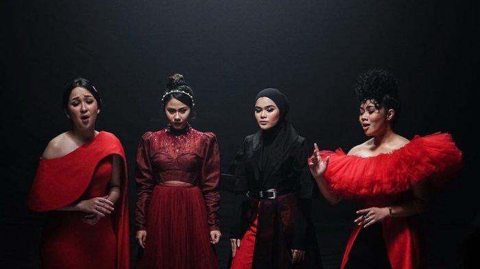 Lagu Reflection, Soundtrack Film Mulan Dinyanyikan 4 Penyanyi Indonesia, Sungguh Merdu Memesona
