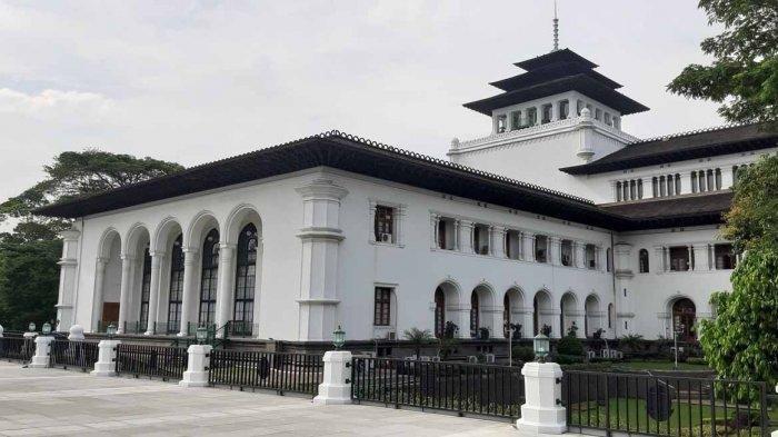 Gedung Sate Kota Bandung