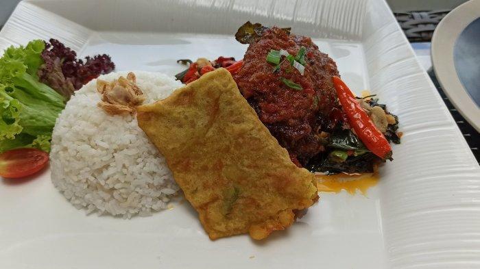 Iga Bakar Bumbu Rujak di Hotel Bintang Lima Ini Sungguh Lezat, Daging Sapinya Impor dari Australia