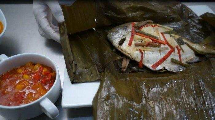 Menikmati Ikan Bawal Putih dari Pangandaran di Dapur Kopi Q Bandung, Lezat dan Bergizi