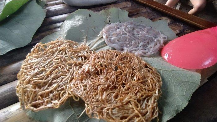 Camilan jarangking Sukabumi