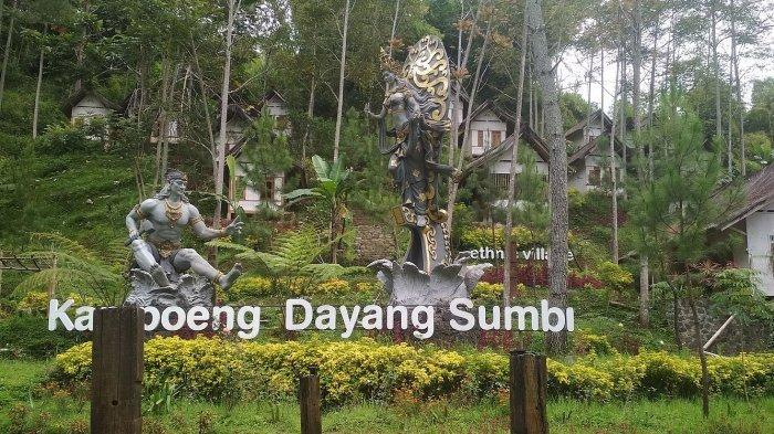 Berkunjung ke Kampung Dayang Sumbi  yang Kental Suasana Etnik Ala Kampung Naga