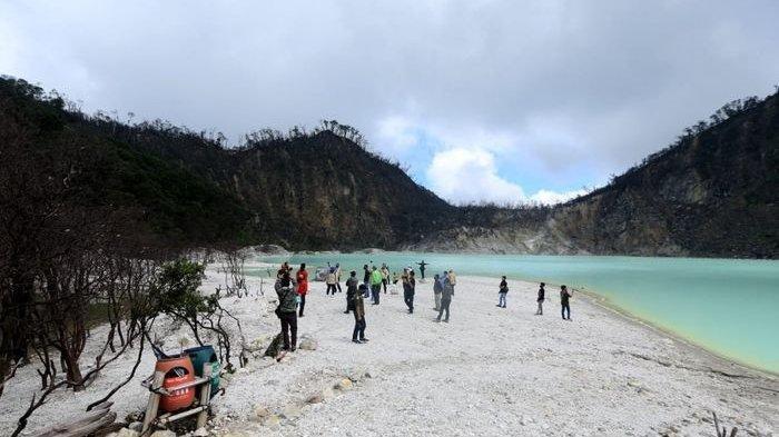 Kawah Putih, Ciwidey, Kabupaten Bandung