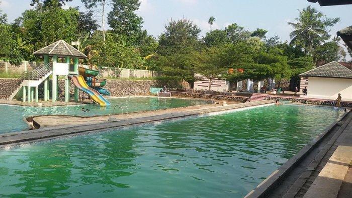 Kolam Renang Tirta Winaya di Sindangrasa, Ciamis
