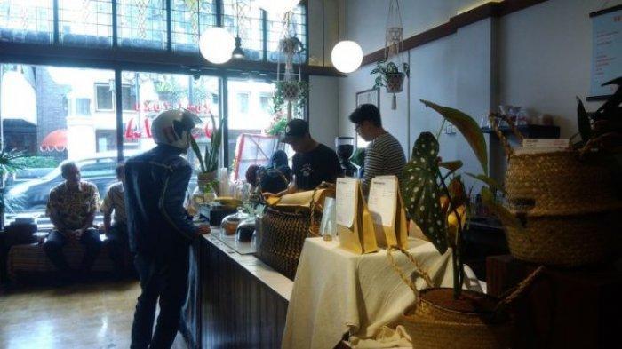 Kopi Djawa di Jalan Braga, Bandung