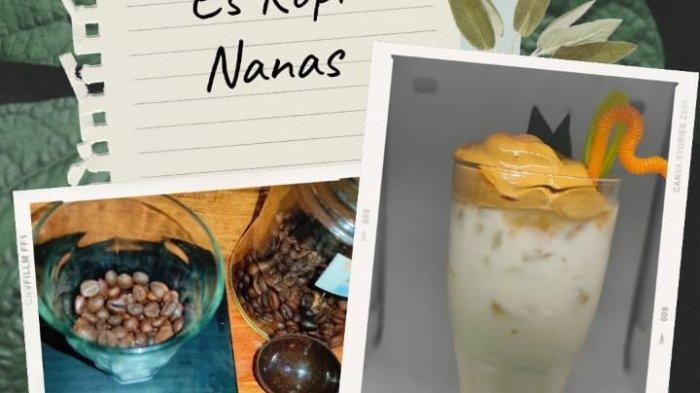 kopi nanas Subang