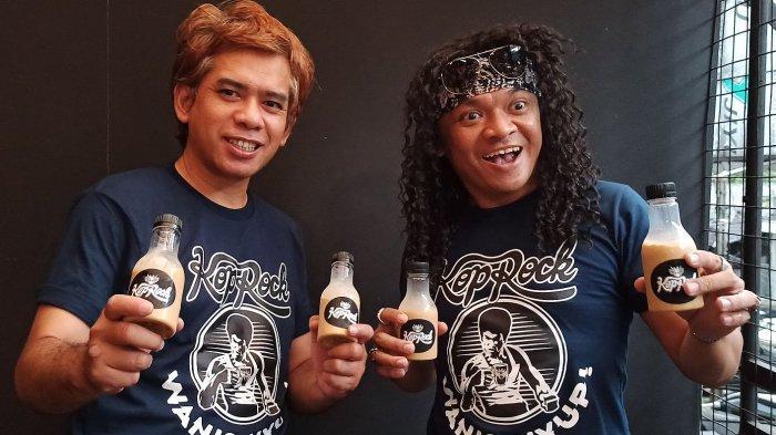 Rocker Juga Terjun di Bisnis Kopi, Produksi Minuman Bernama Koprock, 100 Persen dari Kopi Arabika