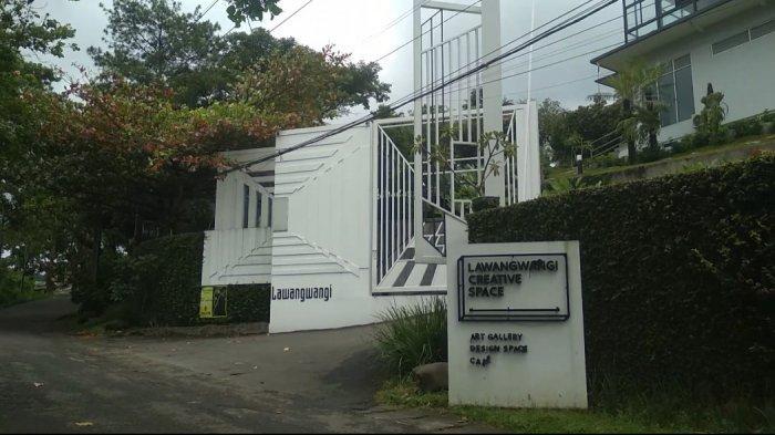 Lawangwangi Creative Space di Jalan Dago Giri No 99, Kabupaten Bandung Barat