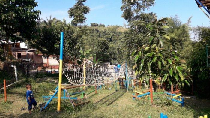 Piknik Bersama Keluarga Menikmati Akhir Pekan dengan Aneka Permainan di Manglayang Jungle Place