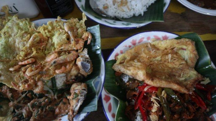 Makanan Rumahan di Warung Kopi Imah Babaturan Bikin Ketagihan