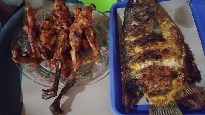 Menu Rumah Makan Sinar Barokah, Cirata, Purwakarta