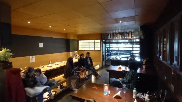 Midori Japanese Restaurant, Jalan Sultan Tirtayasa No 31 Bandung