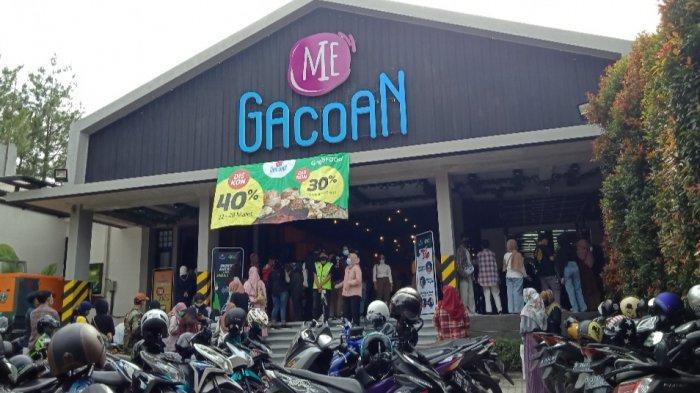 Mie Gacoan, Jalan Setabudhi Bandung