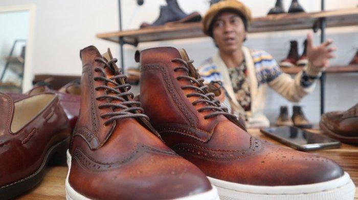 Keren, Minen Leather Sepatu Asal Bandung Yang Ekspor Hingga Ke Jepang dan Amerika