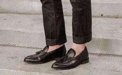 sepatu formil Prabu Indonesia