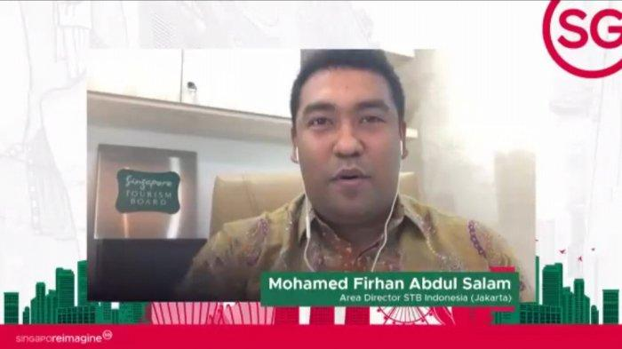 Mohamed Firhan Abdul Salam, Area Director STB Indonesia