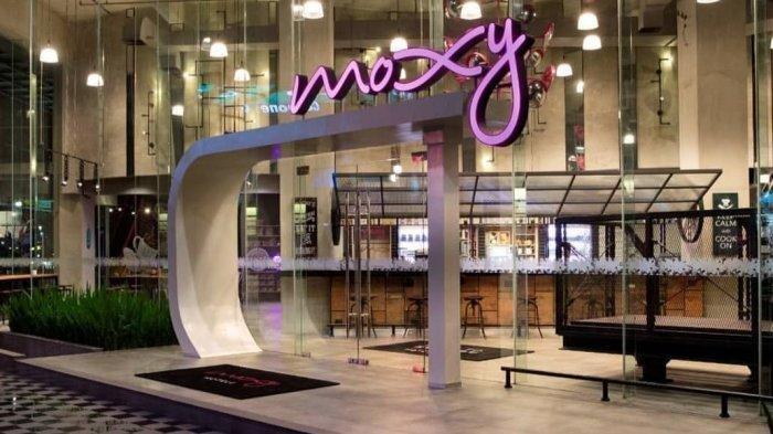 Moxy Hotel Dago Bandung