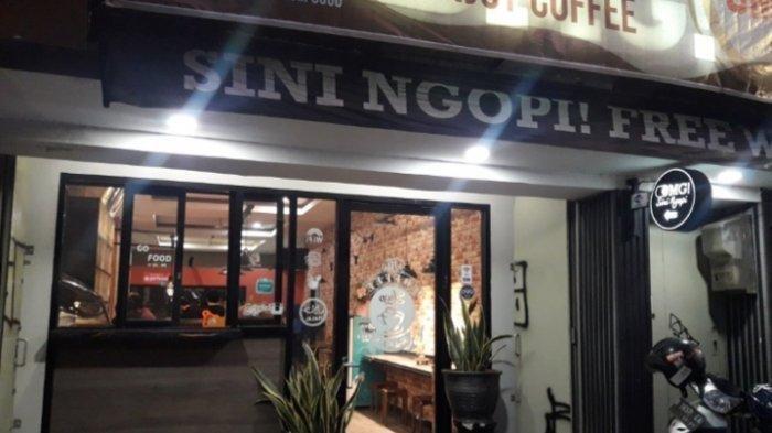 OMG Coffee di Jalan Ahmad Yani, Bandung