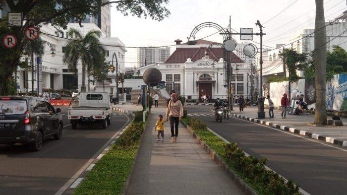 Palestine Walk di Kota Bandung