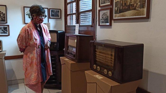 Radio-radio Antik Itu Ungkap Berbagai Kisah Menarik Perjalanan Radio Indonesia