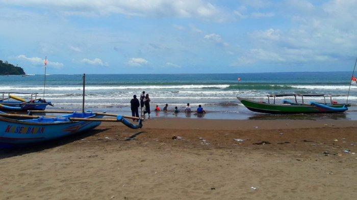 Aparat Gabungan Awasi Tiga Lokasi Wisata di Pangandaran untuk Cegah Kerumunan Saat Liburan