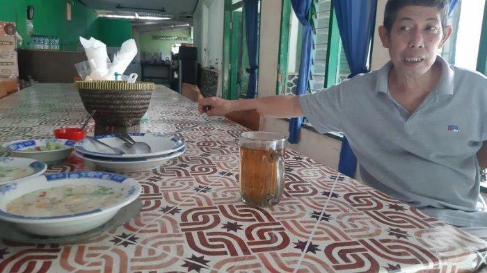 Pemilik Soto Sadang Lama, Wawan Ernawan
