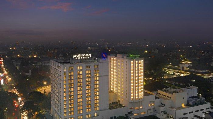 Hotel Megah yang Selangkah dari Gedung Sate, Semua Kamar Punya Akses Pemandangan ke Kota Bandung