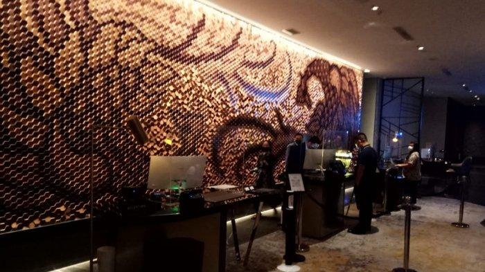 Lobi di Pullman Grand Central Hotel Bandung